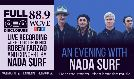 Public Radio's Full Disclosure Interview and Concert with Nada Surf tickets at The National in Richmond
