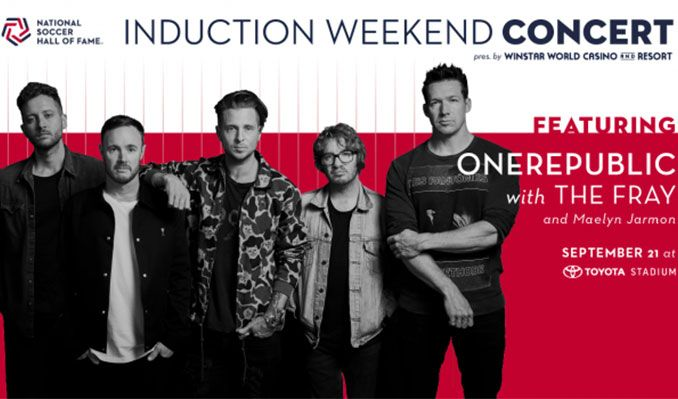 OneRepublic w/ Special Guests The Fray and Maelyn Jarmon tickets at Toyota Stadium in Frisco