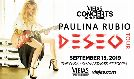 Paulina Rubio tickets at Viejas Concerts in the Park in Alpine
