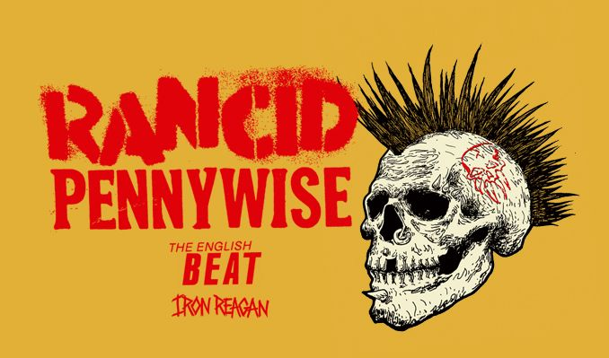 Rancid / Pennywise tickets at The Union in Salt Lake City