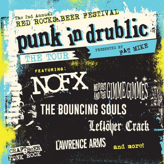 Thumbnail for Red Rocks Beer Festival PUNK IN DRUBLIC