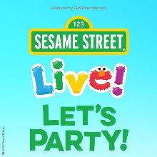 Sesame Street Live Let S Party Big Bird Friends Meet