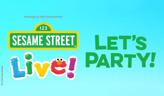 Sesame Street Live! Let's Party tickets at Infinite Energy Arena in Duluth