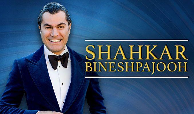 Shahkar Bineshpajooh tickets at Microsoft Theater in Los Angeles