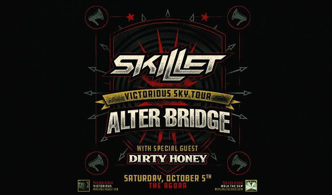 Skillet & Alter Bridge | Agora Cleveland