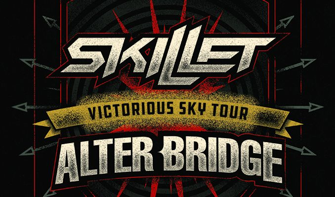 Skillet & Alter Bridge tickets in Kansas City at Arvest Bank Theatre
