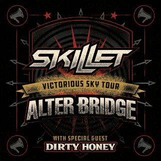 Skillet & Alter Bridge | Arvest Bank Theatre at The Midland