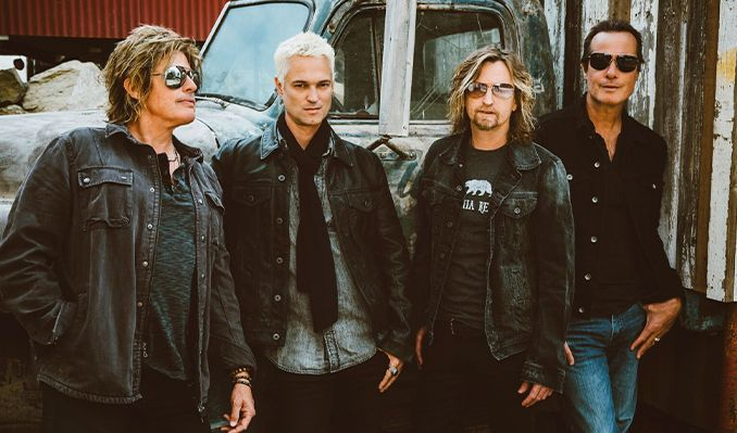 Stone Temple Pilots & Rival Sons tickets at Agora Theatre in Cleveland