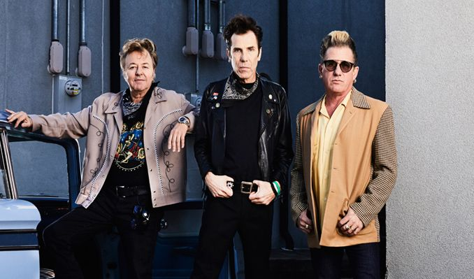 Stray Cats tickets at The Greek Theatre in Los Angeles