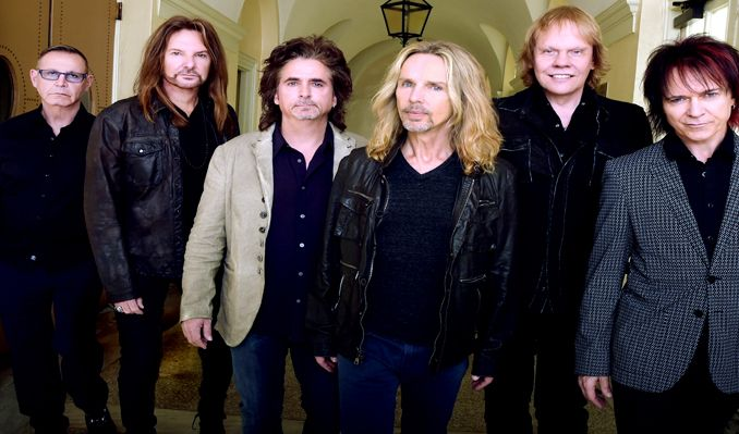 Styx tickets at The Township Auditorium in Columbia