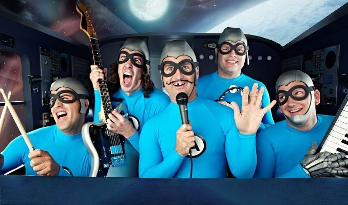 The Aquabats! tickets at Majestic Theatre in Detroit