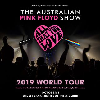 The Australian Pink Floyd | Arvest Bank Theatre at The Midland