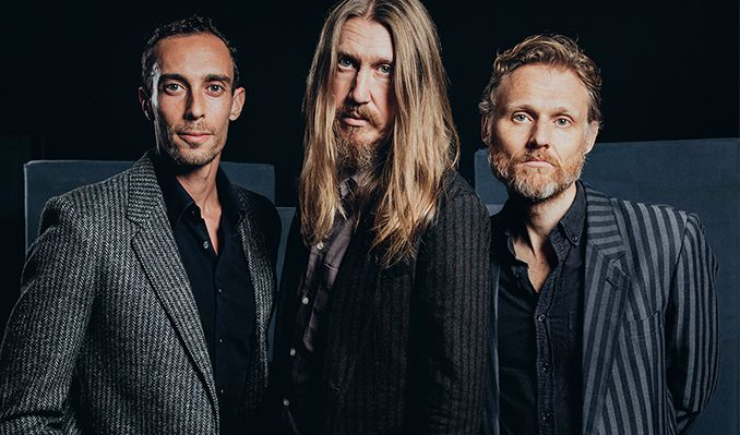The Wood Brothers tickets at The Truman in Kansas City