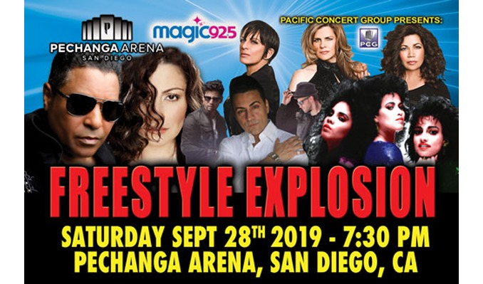 Magic 92 5 Freestyle Explosion 2019 tickets in San Diego at