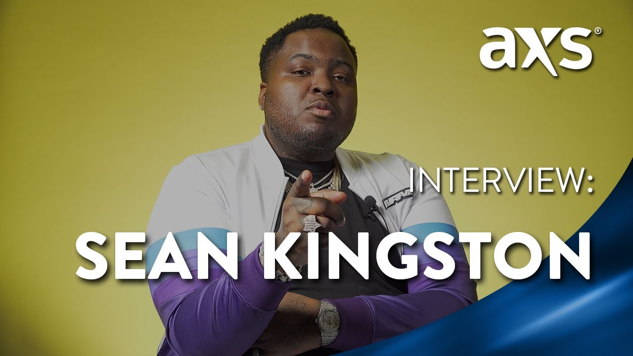 Watch: Sean Kingston talks new single 'Peace of Mind,' reflects on career in music industry
