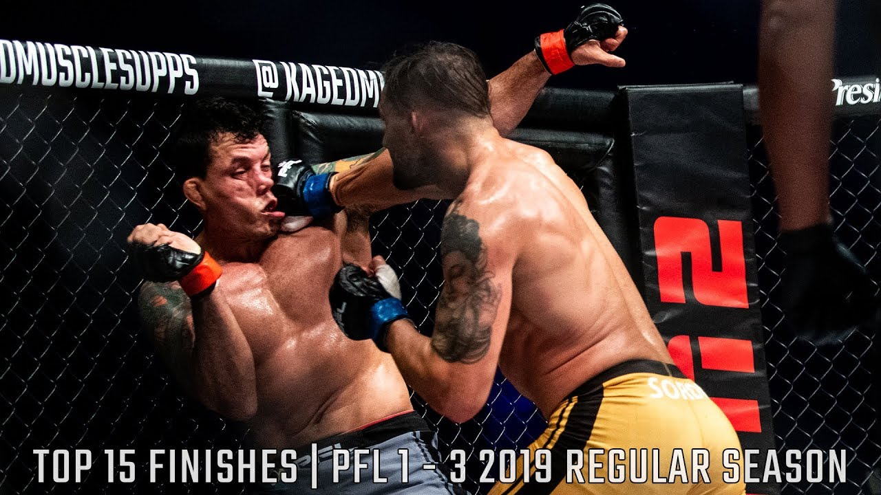 2019 Professional Fighters League playoffs announced at Mandalay Bay Events Center