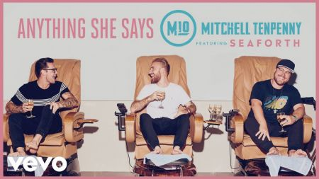 Mitchell Tenpenny announces 2019 Anything She Says Tour