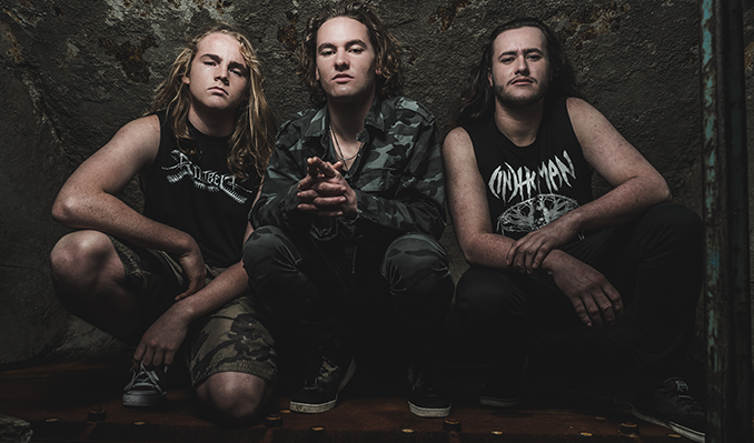 Alien Weaponry tickets at The Riot Room in Kansas City