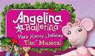 Angelina Ballerina tickets at Keswick Theatre, Glenside