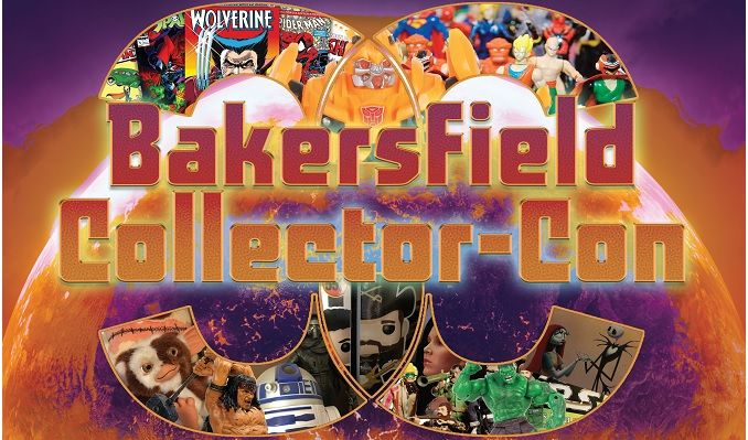BAKERSFIELD COLLECTOR-CON 2019 tickets at Rabobank Theater in Bakersfield