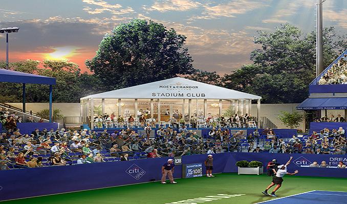 Citi Open tickets at Rock Creek Park Tennis Center in Washington