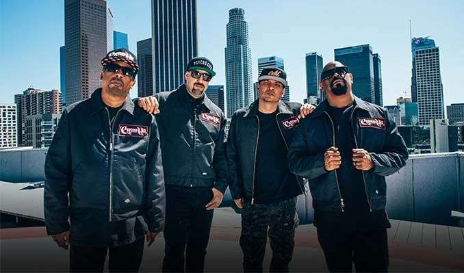 Cypress Hill Haunted Hill tickets at The Novo in Los Angeles