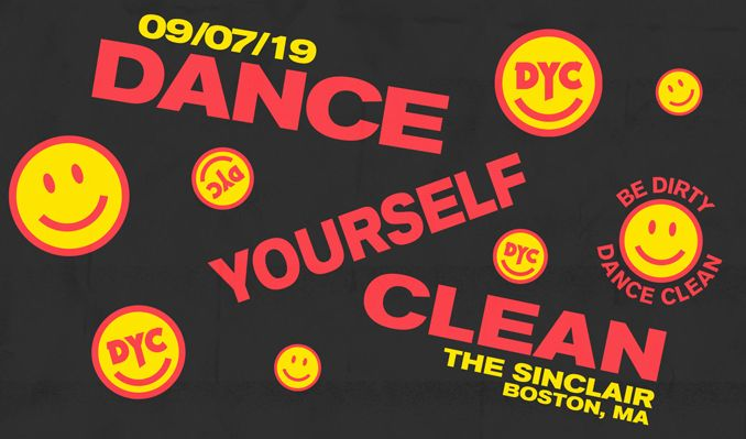 Dance Yourself Clean tickets at The Sinclair in Cambridge