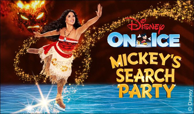 Disney On Ice presents Mickey's Search Party tickets at Pechanga Arena San Diego, San Diego