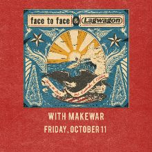 Face to Face & Lagwagon tickets in Sayreville at Starland Ballroom