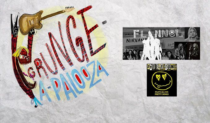 Grunge-A-Palooza Fest tickets at Starland Ballroom in Sayreville