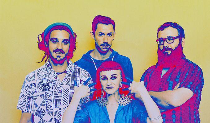 Hiatus Kaiyote tickets at The Novo in Los Angeles
