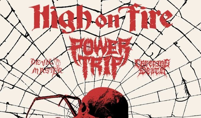 High On Fire & Power Trip tickets at Majestic Theatre in Detroit