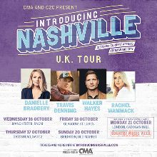 Introducing Nashville tickets at The Old Market in Hove