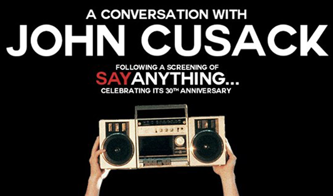 John Cusack plus Say Anything tickets in Kansas City at Arvest Bank