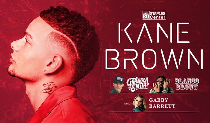 Kane Brown - STAPLES Center 20th Anniversary Concert tickets at STAPLES Center in Los Angeles