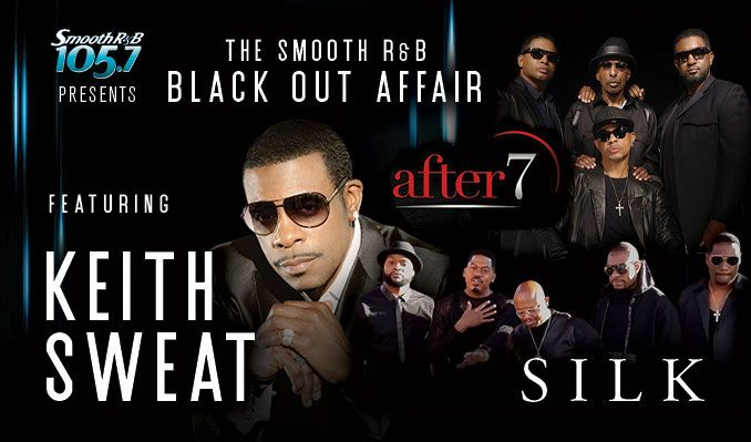 Keith Sweat tickets at The Theatre at Grand Prairie in Grand Prairie