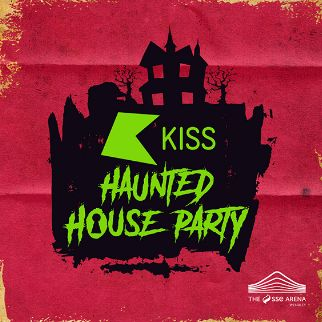 KISS Haunted House Party 2019