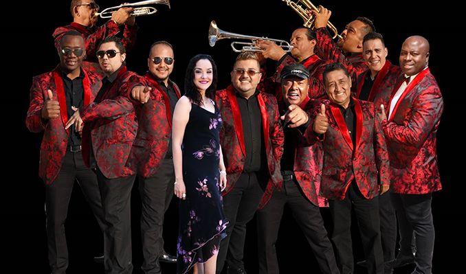 La Original Sonora Dinamita de Lucho Argain y Xiu Garcia tickets at Electric Brixton in London