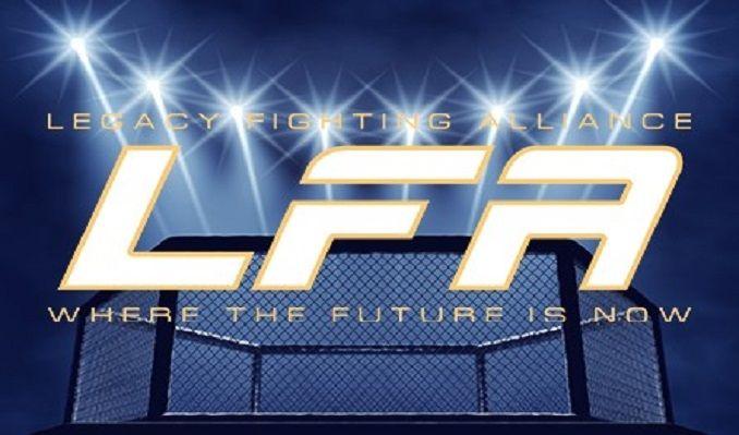 Legacy Fighting Alliance 75 tickets at Maverik Center in Salt Lake City
