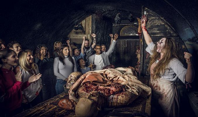 London Bridge Experience and Tombs tickets at London Bridge, London