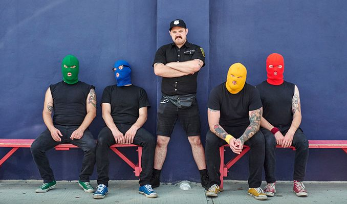 Masked Intruder tickets at The Sinclair, Cambridge