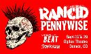 Rancid / Pennywise **SECOND SHOW ADDED BY POPULAR DEMAND!** tickets at Ogden Theatre in Denver