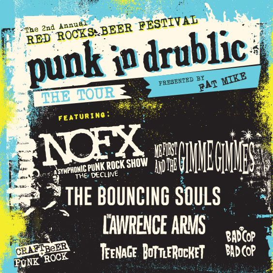 Image for Red Rocks Beer Festival PUNK IN DRUBLIC