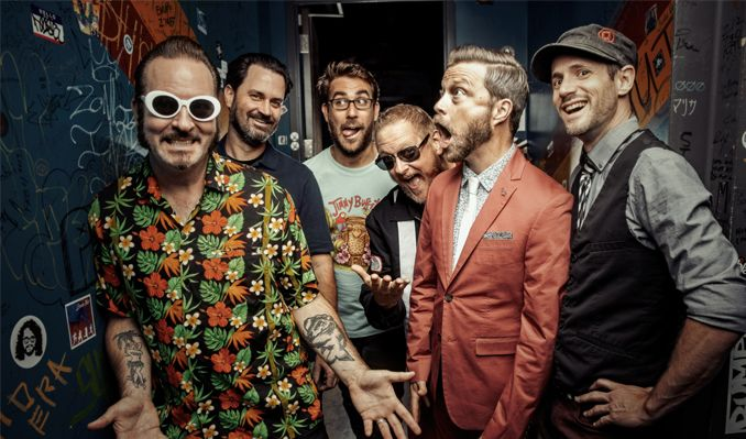Frozen Harbor feat. Reel Big Fish tickets at Rams Head Live! in Baltimore