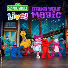 Sesame Street Live! Make Your Magic tickets in Denver at Denver