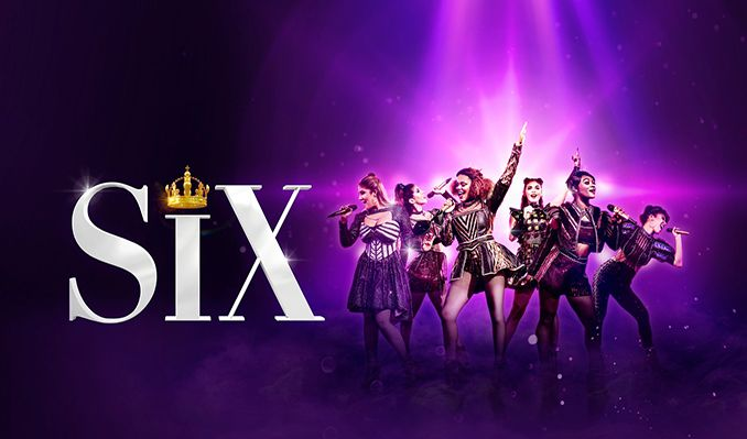 Six - Booking until 5 July 2020 tickets at Arts Theatre in London