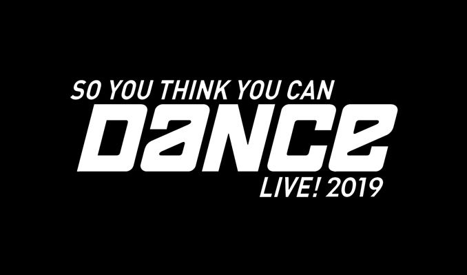 So You Think You Can Dance Live! 2019 tickets at The Orpheum Theatre in Los Angeles