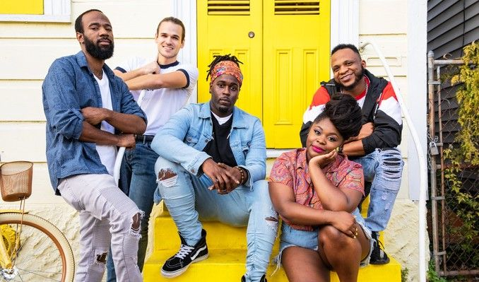 Tank and The Bangas tickets at Rams Head Live!, Baltimore tickets at Rams Head Live!, Baltimore