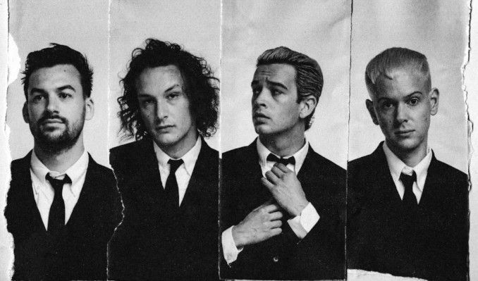 The 1975 tickets at 1STBANK Center in Broomfield