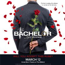 The Bachelor Live On Stage tickets at Arvest Bank Theatre at The Midland in Kansas City